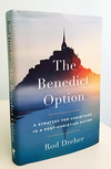Benedict Option Cover