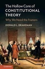 Book Cover Drakeman Hollow Core Of Constitutional Theory